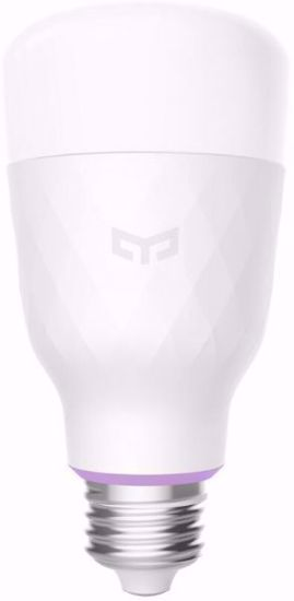 Picture of Xiaomi Yeelight YLDP06YL E27 10W RGBW Smart LED Colorful Bulb Wifi App Control